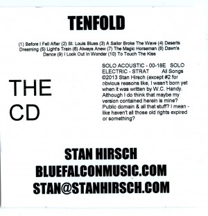 Stan Hirsch - music